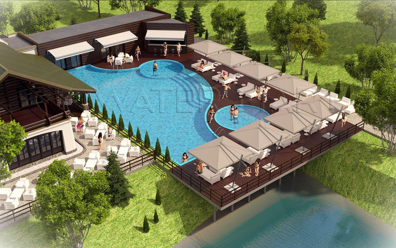 Watermart - проектирование бассейнов (Киев)